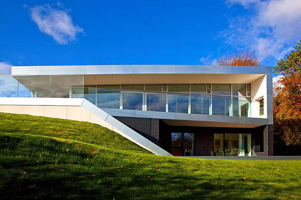Modern day family house in denmark by 2014 interior ideas for Modern day houses