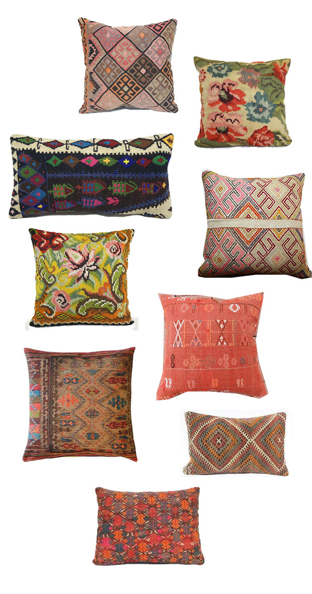 How To Choose And Style Throw Pillows by Top Creative Tips ...
